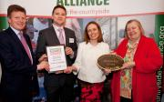 IRISH BUTCHER WINS PRESTIGIOUS 'BEST BUTCHER IN UK & IRELAND AWARD'