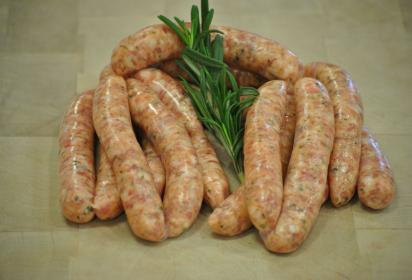 Chilli Pork Sausages